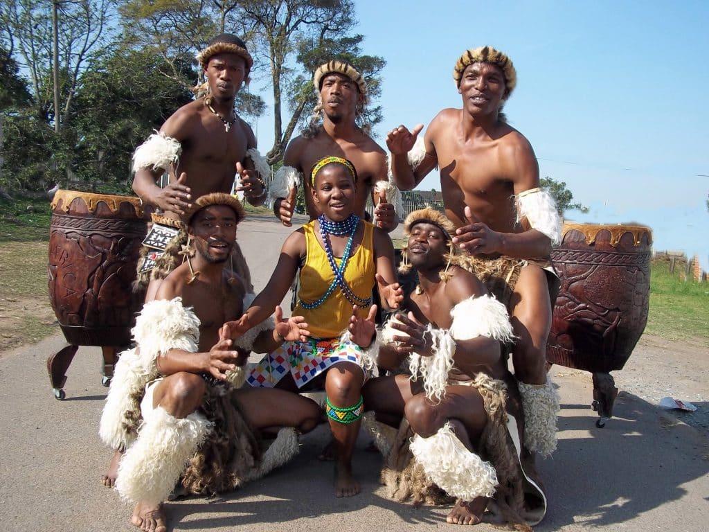 Voice over Sydney Zulu
